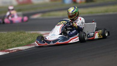 Photo of Kart – Revelação brasileira no kart, Miguel Costa corre no Europeu em pista conhecida do WSK: Sarno