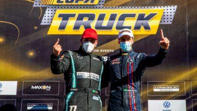 Photo of Truck – André Marques e Danilo Dirani vencem novamente em Cascavel