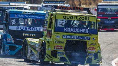 Photo of Truck – Fábio Fogaça e Pimenta marcam pontos na rodada dupla da Copa Truck em Cascavel