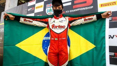 Photo of F3 – Roberto Faria conquista vitória inédita na F3 Britânica em Spa